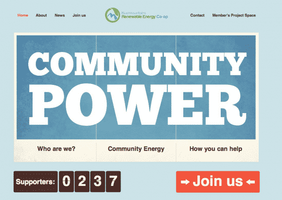 energy social media crowdsourced