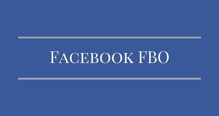 How Often Should I Post on Facebook? #FBO