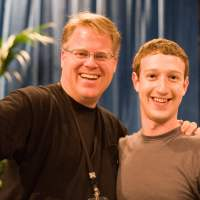 Mark Zuckerberg as POTUS? President of USA and Facebook?