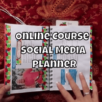 Quick Social Media Planner and Course Planner #UdemyLive