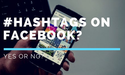 Does Facebook Use Hashtags? #SocialMedia