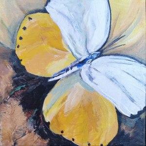 Butterfly by Artist Faye Lewis