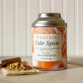 Wassail & Toddy Spices