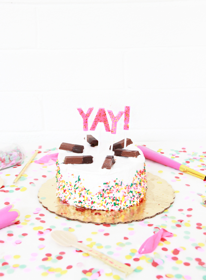 Terrific Birthday Cake Party In A Box A Bubbly Life Funny Birthday Cards Online Necthendildamsfinfo
