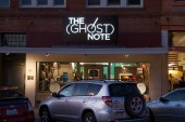 The Ghost Note - Denton music staple