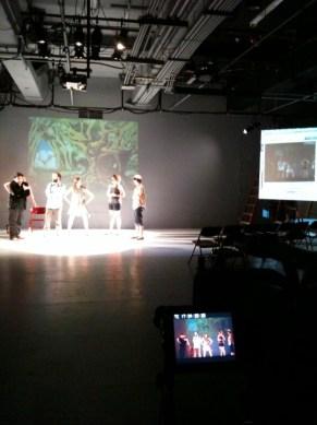 Arden Rehearsal