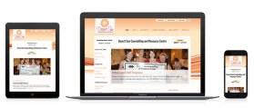 an image of Desert Sun's responsive website