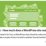 How to price your WordPress Services