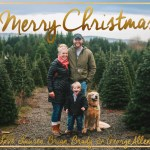 Christmas Tree Farm November 2016 Lauren Allen Photography