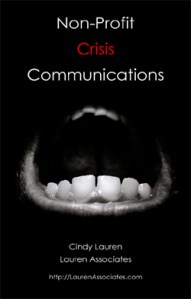Non Profit Crisis Communications eBook