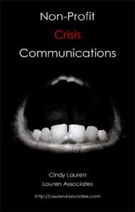 Non Profit Crisis Communications eBook
