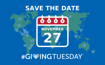 Giving Tuesday: Easy Recipe Steps.  Start Now!