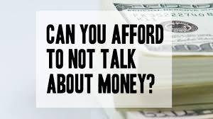 5 Other Things To Talk About  Besides Asking For Money