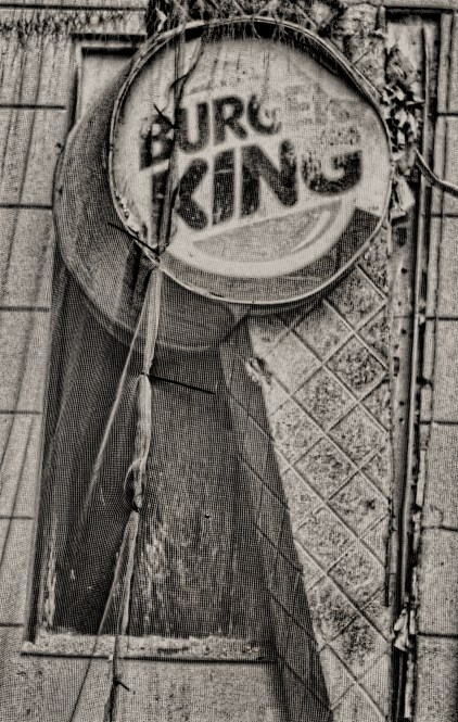 Blown Out Burger King 2