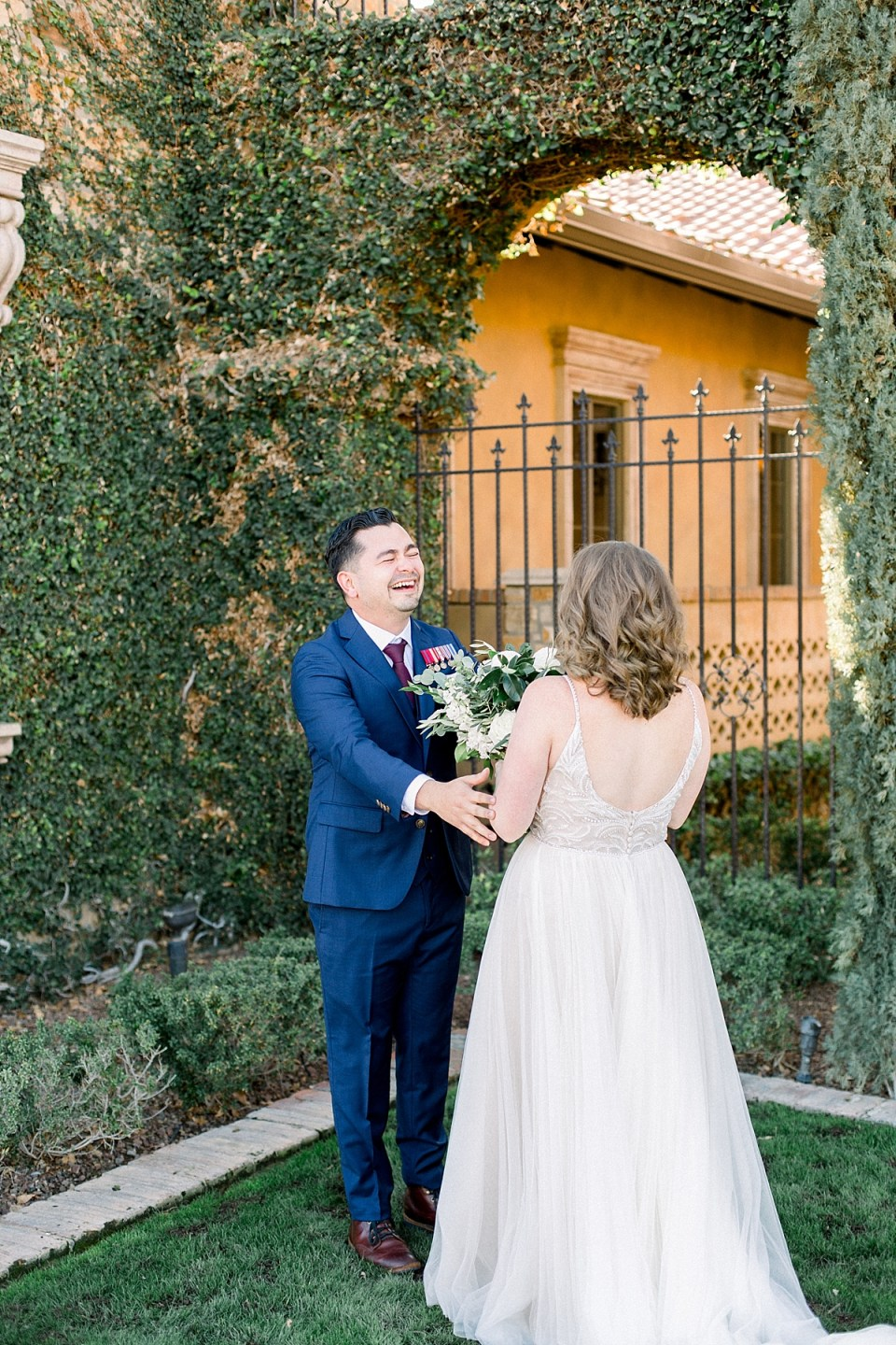 Villa Siena Wedding, Villa Siena Gilbert, Arizona Blush Wedding, Villa Siena Wedding Photographer, Phoenix Wedding Photographer, AZWED