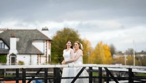 Glasgow wedding