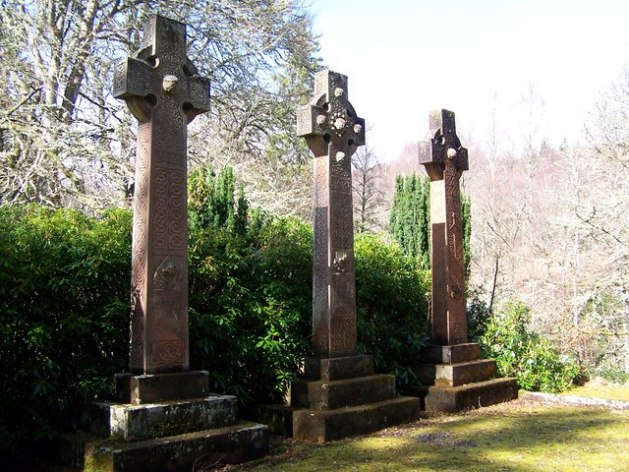 The Chisholm Graveyard - Photo by Stuart