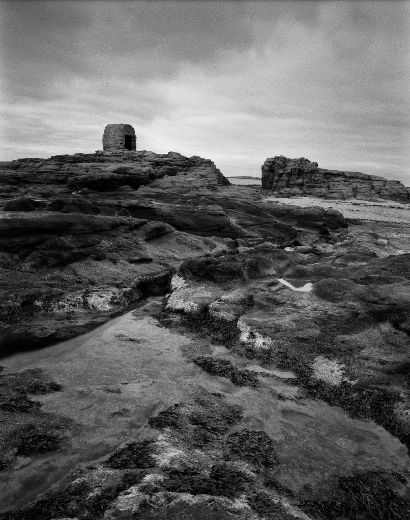 The hut, Seahouses