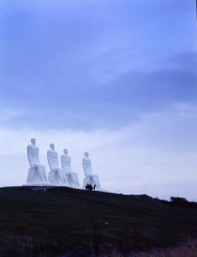 Four Men of the Sea, Esbjerg