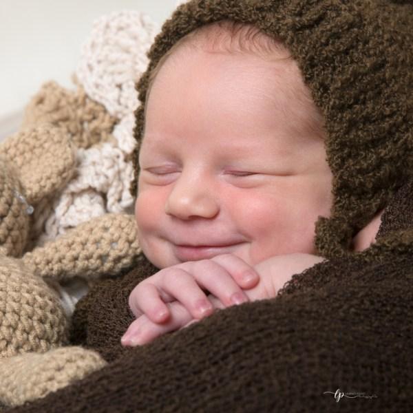 Photographe nouveau-né à sanary sur mer