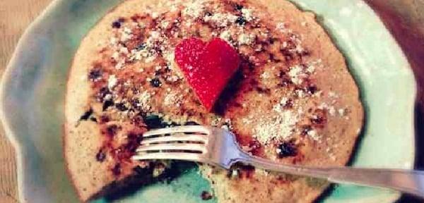 Slim Down Protein Pancakes