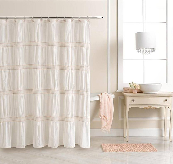 Kohls Bicycle Shower Curtain  Curtain Decorating Ideas