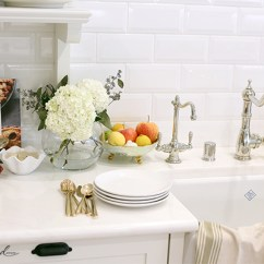 Kitchen Candles White Curtains Inspired Idea How To Decorate With Lauren Conrad In The Laurenconrad Com