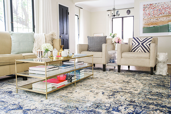 Living Together Tips For Decorating With A Roommate – Lauren Conrad