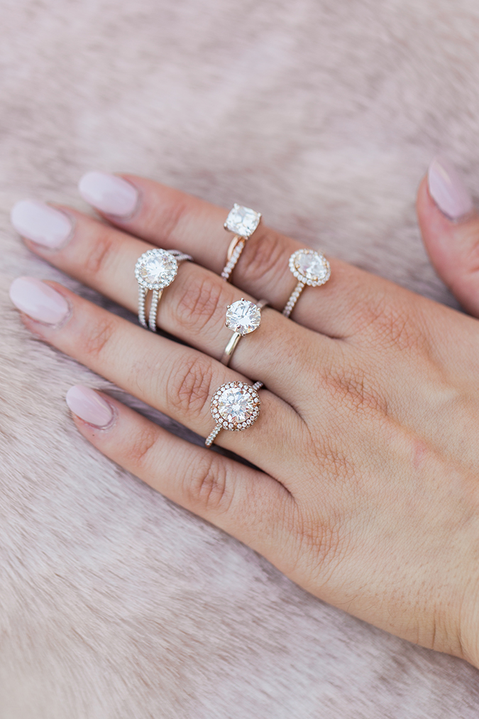 Wedding Bells The Most Beautiful Engagement Rings For