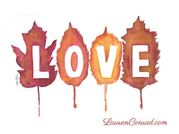 Lauren Conrad Fall Wallpaper Inspired Idea Fun Fall Backgrounds A Giveaway Lauren