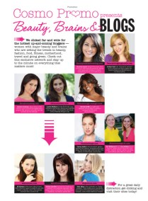 Cosmo Beauty Brains Blogs