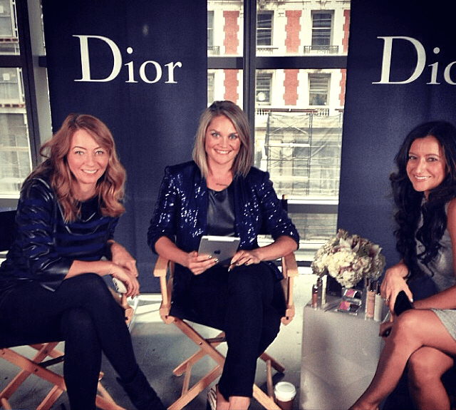 DIVA DOES… Show Your Glow with Dior & Self
