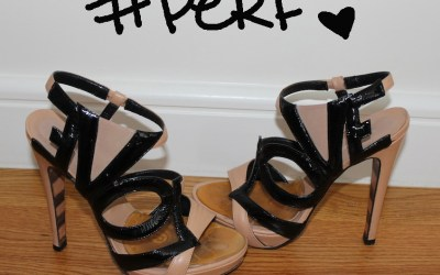 DIVA DIY: Nail Polish Shoe Trick (A PhotoEssay)