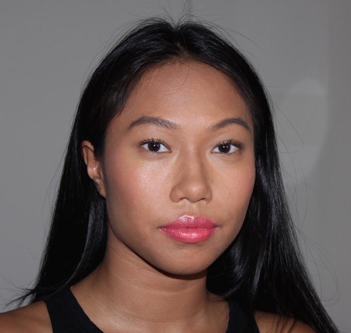 12 melanie mini makeover lashes face pre lashes