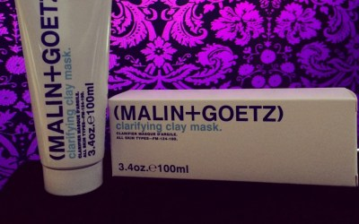 Wake Up Your Skin with MALIN + GOETZ Clarifying Clay Mask