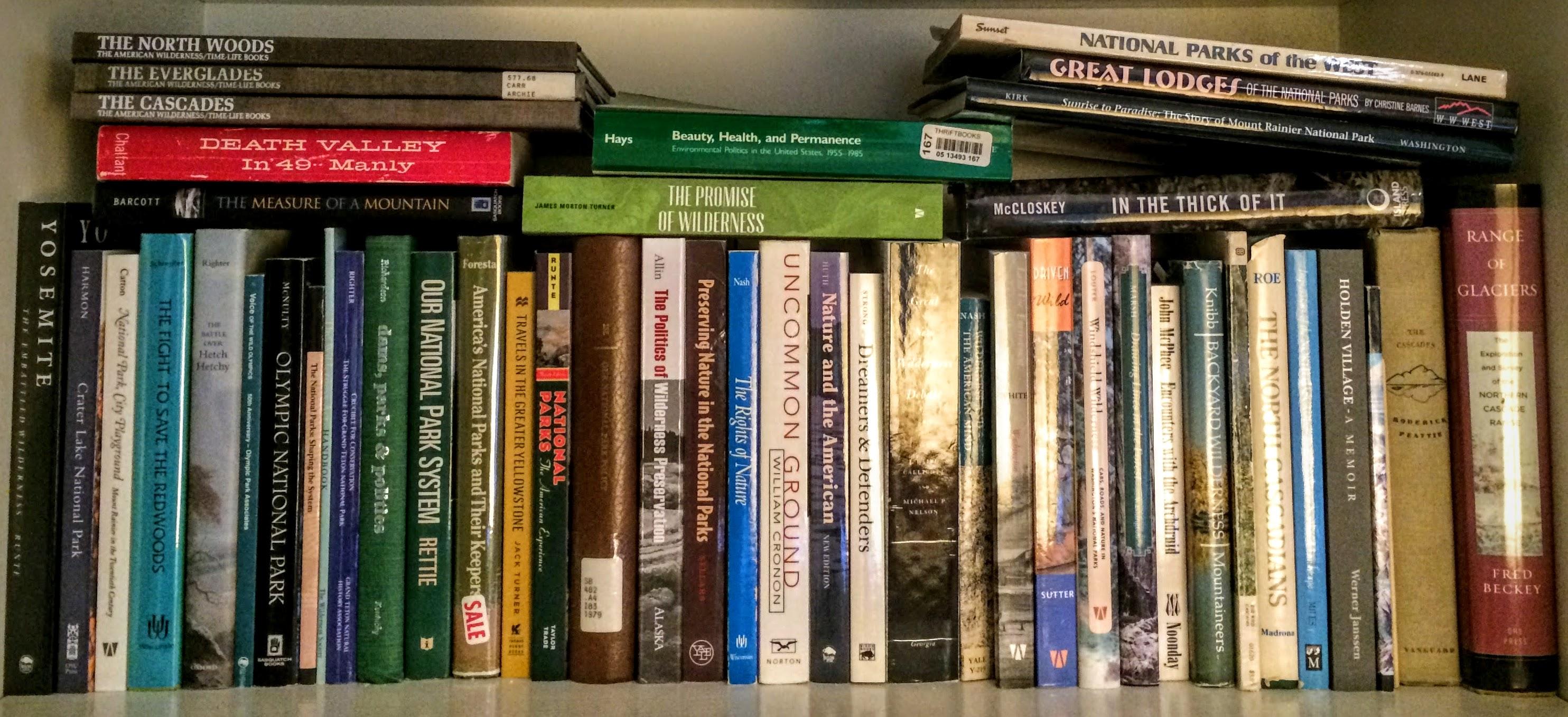 nationalparksbookshelf