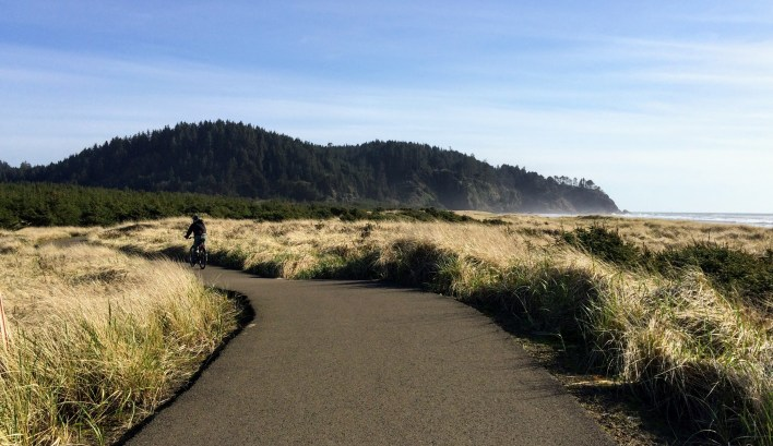 Headlands of Cape Disappointment and Discovery Trail