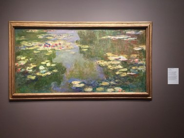 """Claude Monet's """"Water Lily Pond"""""""