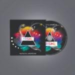 Mockup du CD