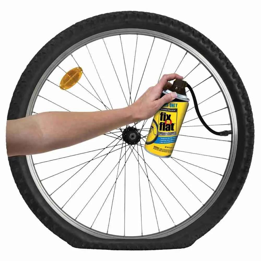 Fix-A-Flat® Bikes Only: Automotive Product Review by Lauren Fix
