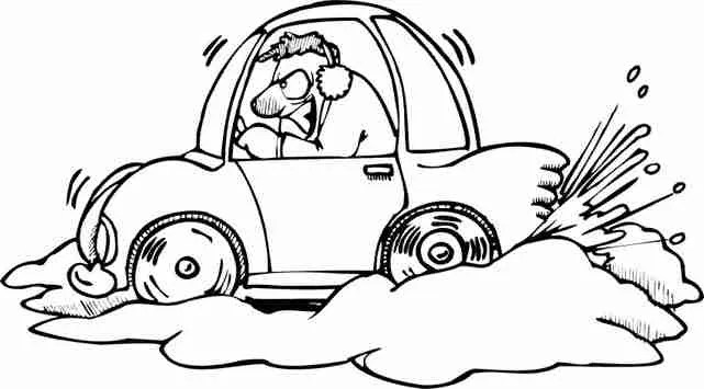 5 Solutions for Winter Car Problems by Shelby Fix