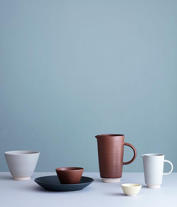 Handmade ceramic interiors inspiration danish design