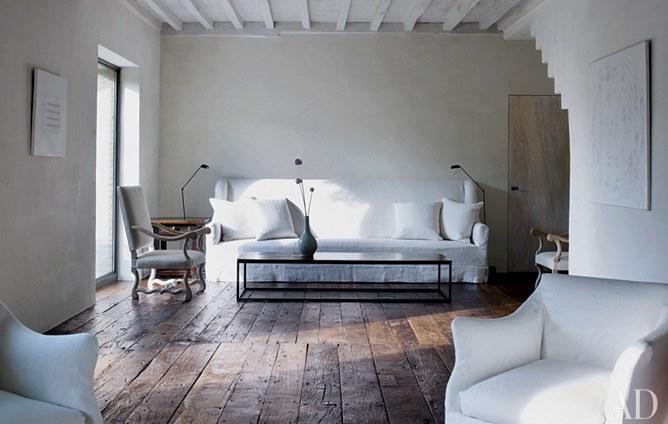 Belgian interior design Axel Vervoordt