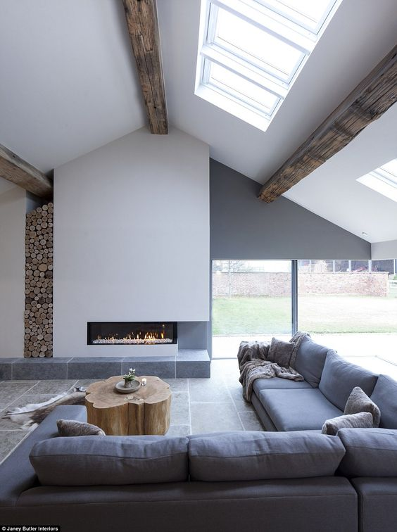 Barn conversion tips interior design open plan living
