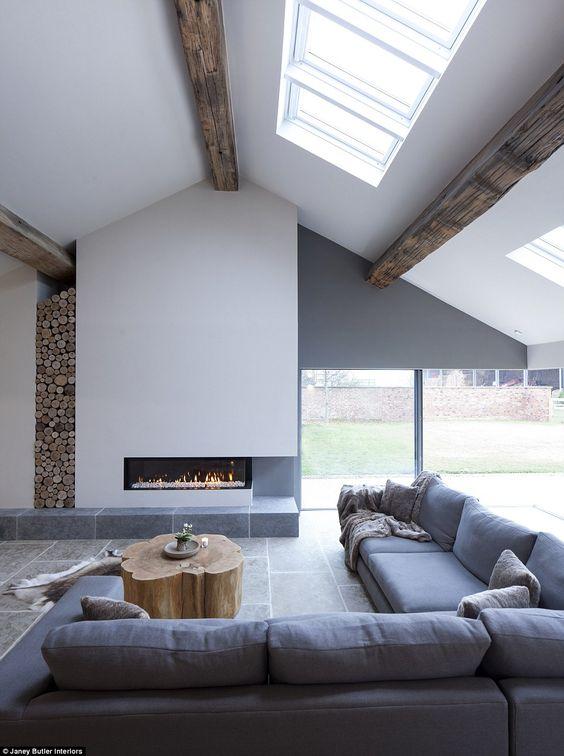 Barn conversion tips interior design open plan living