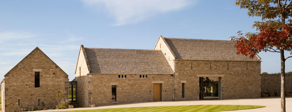 barn conversion tips cotswolds style cotswolds stone