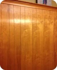 DIY Home Repair Hack: Easily Paint Over Wood Paneling