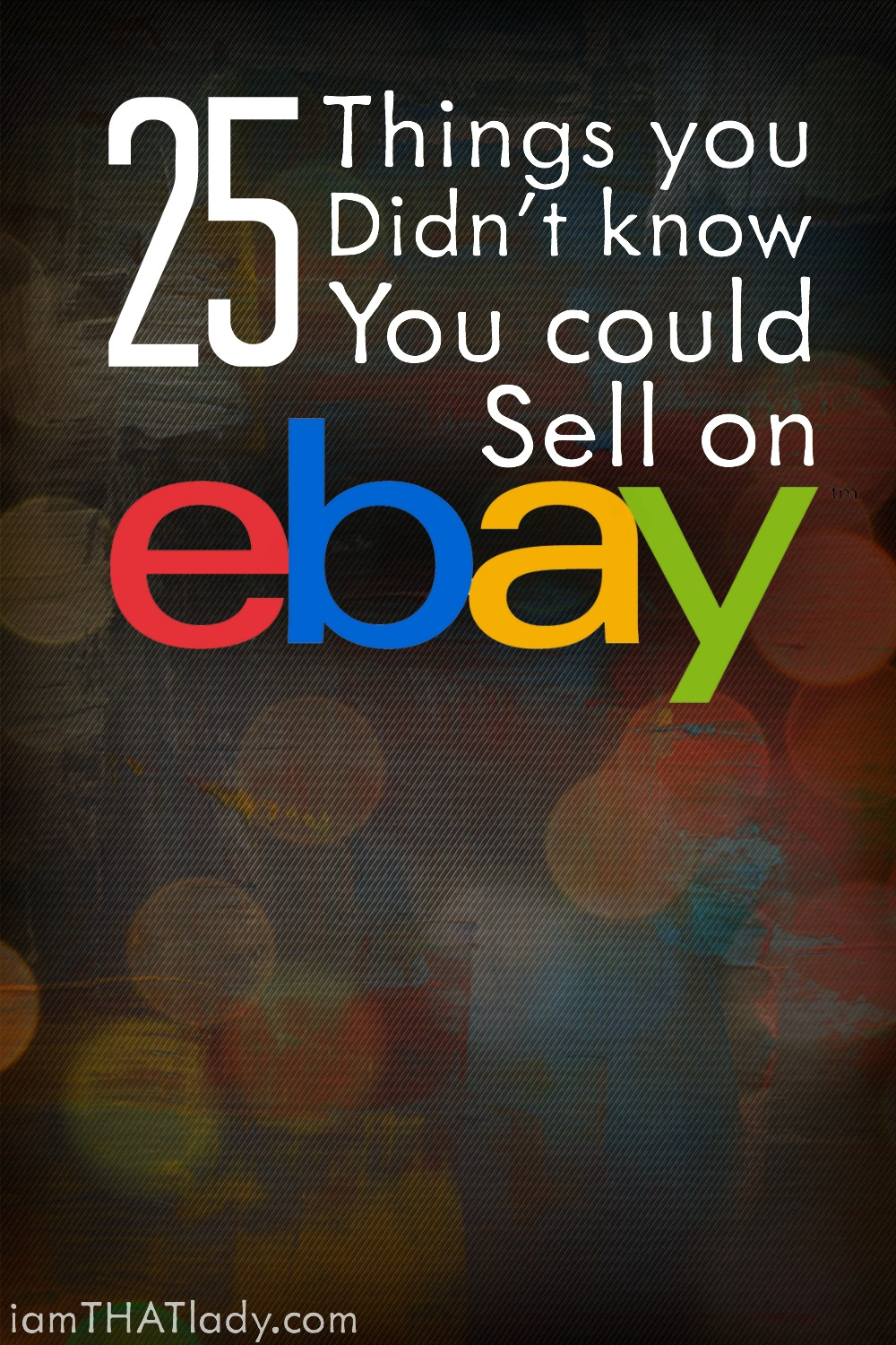 Image Result For Good Things To Sell On Ebay