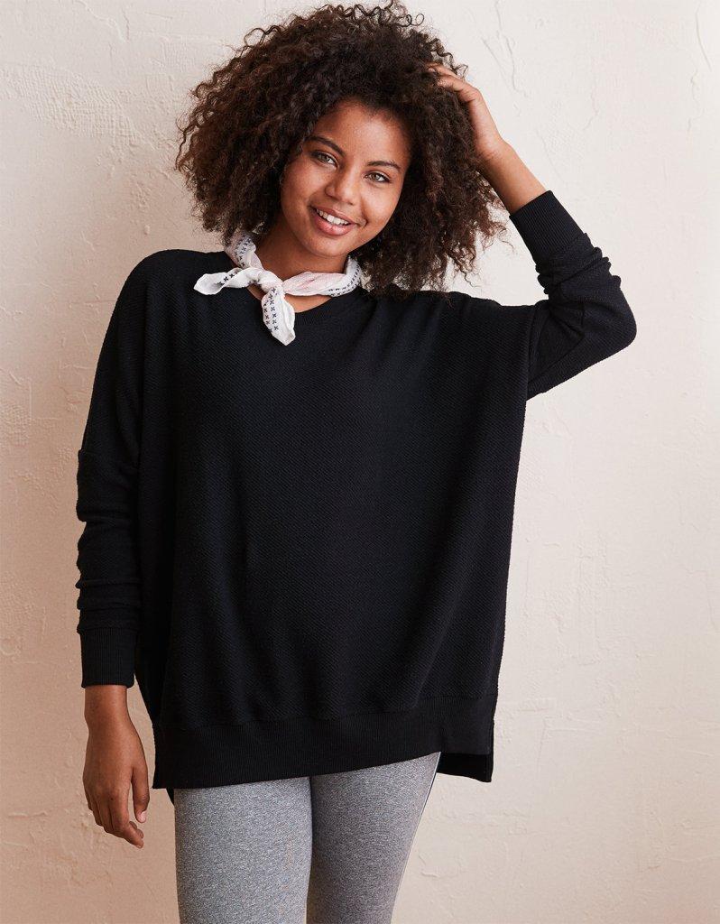 Aerie Sweatshirt, September Favorites