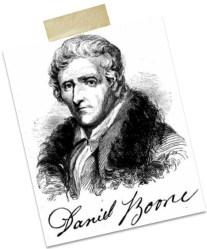 Daniel Boone copy